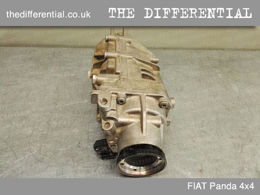 the differential panda 4x4 front 1