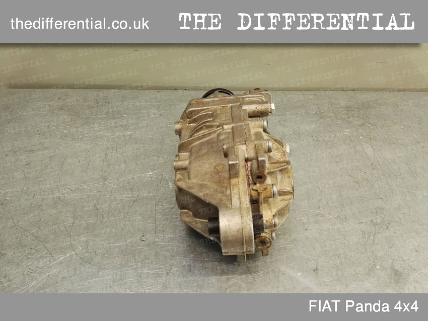 the differential panda 4x4 front 3