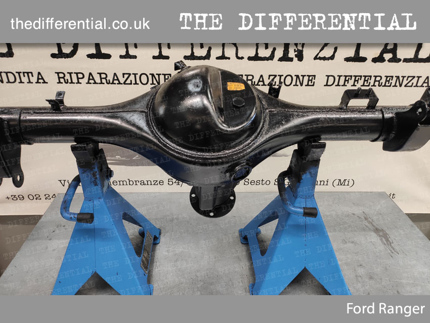 Differential rear Ford Ranger