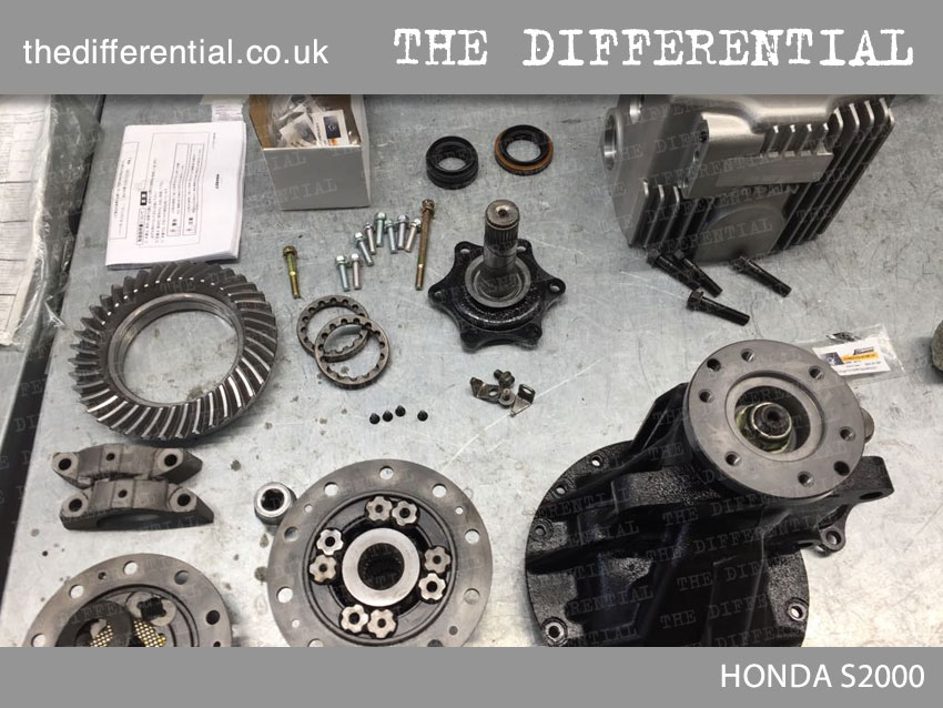 Differential HONDA s2000 2