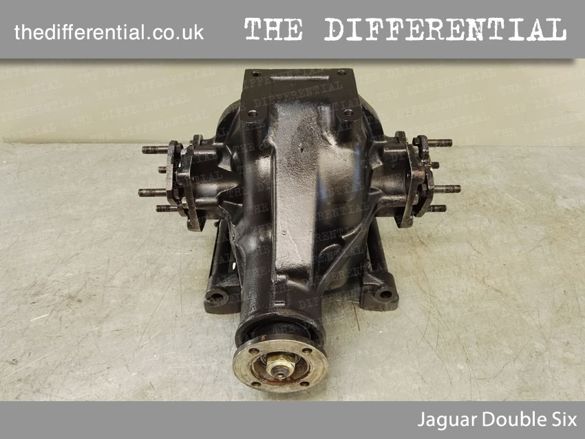 The Differential Jaguar Double Six 3