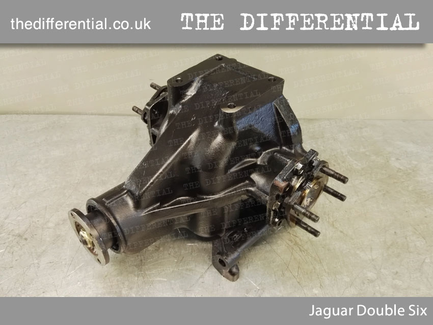 The Differential Jaguar Double Six 4