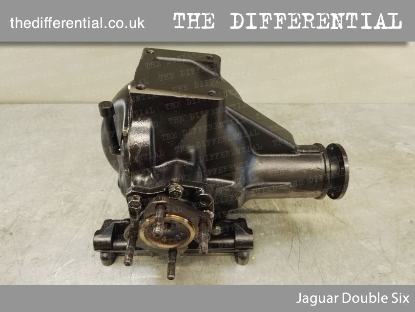 The Differential Jaguar Double Six 5