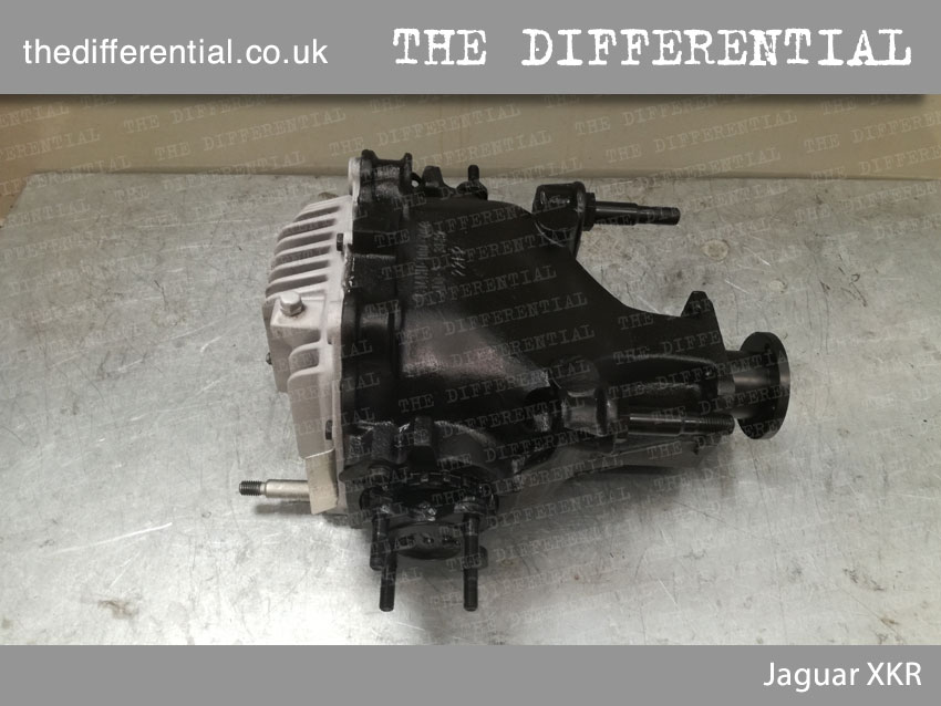 The Differential Jaguar XKR 3