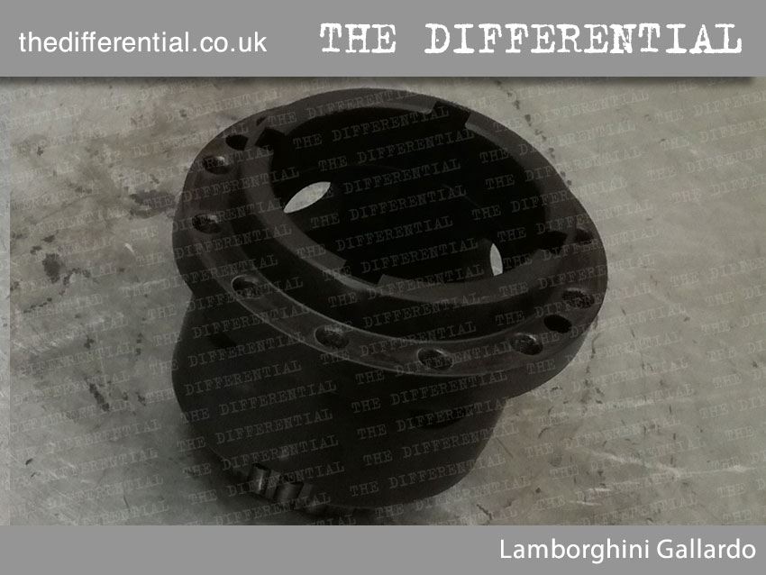 Clutch Kit for self-locking Lamborghini Gallardo