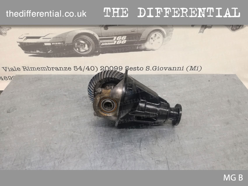 Rear Differential MG B 2