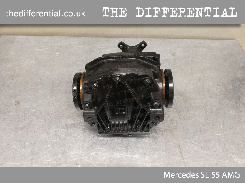 Differential Mercedes SL 55 AMG 2