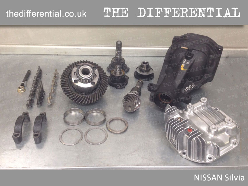 Differential Nissan Silvia