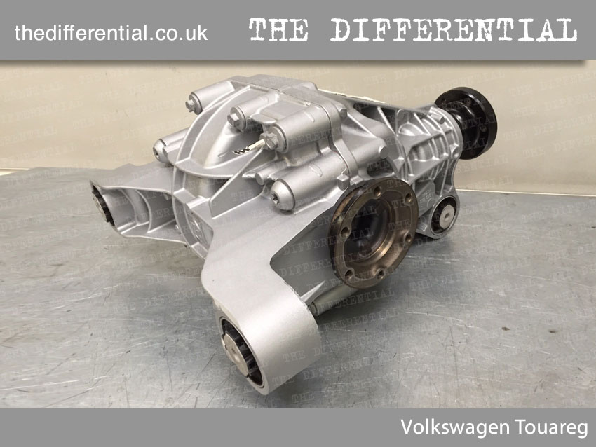 Differential volkswagen touareg