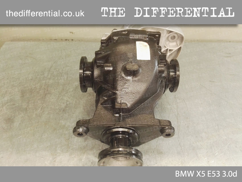 Differential BMW X5 E53 3.0d 1