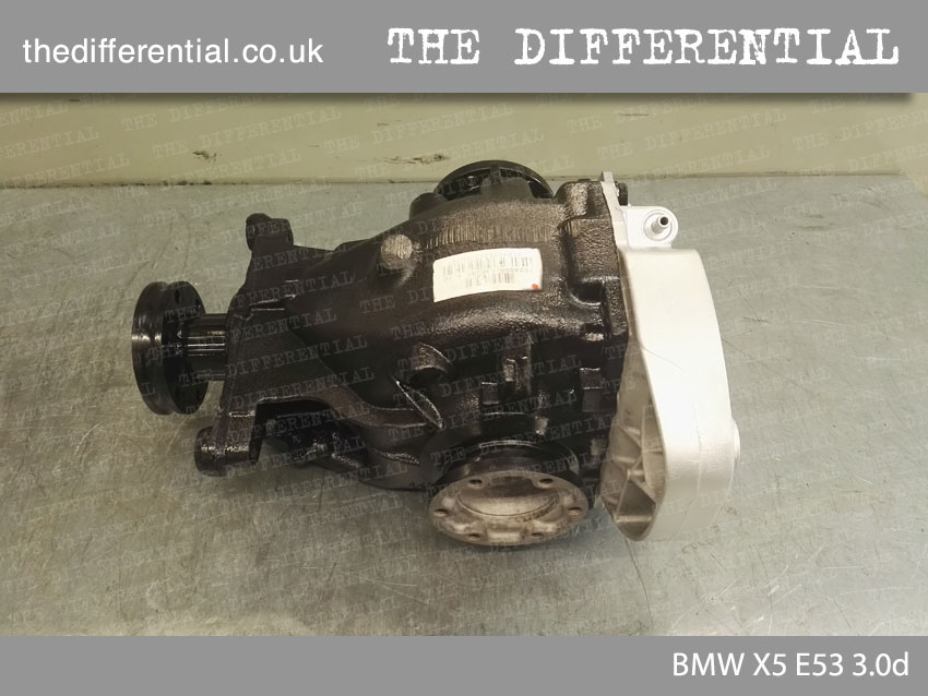 Differential BMW X5 E53 3.0d 3