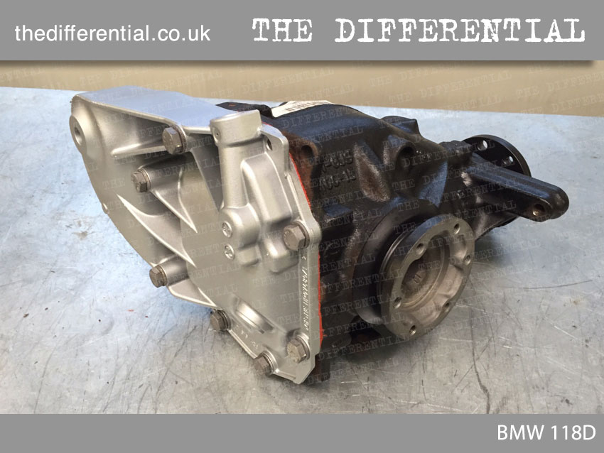 Differential BMW 118D 1
