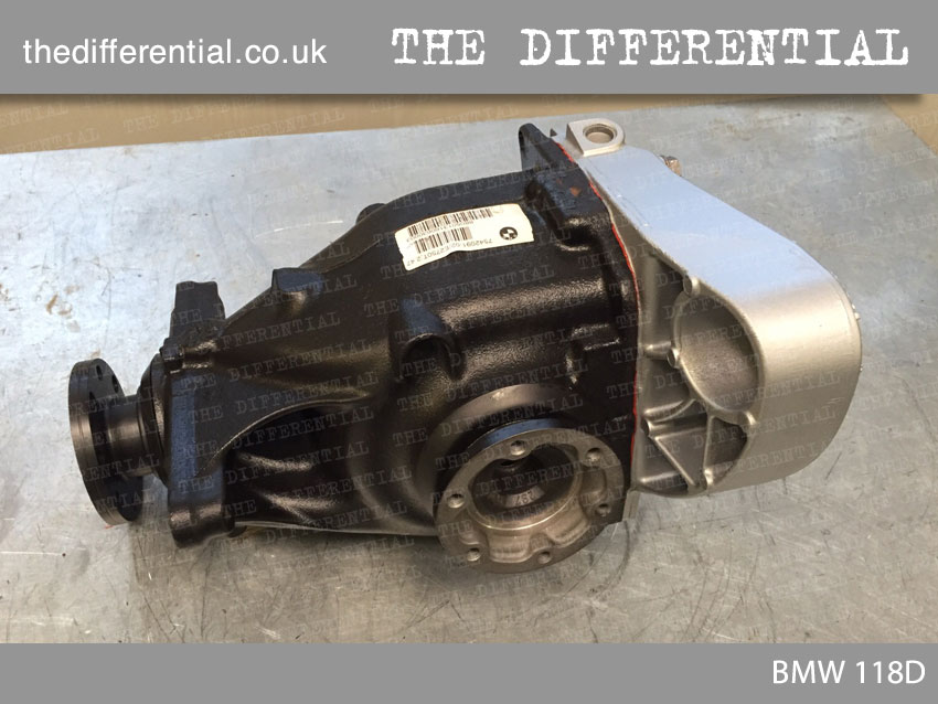 Differential BMW 118D 2