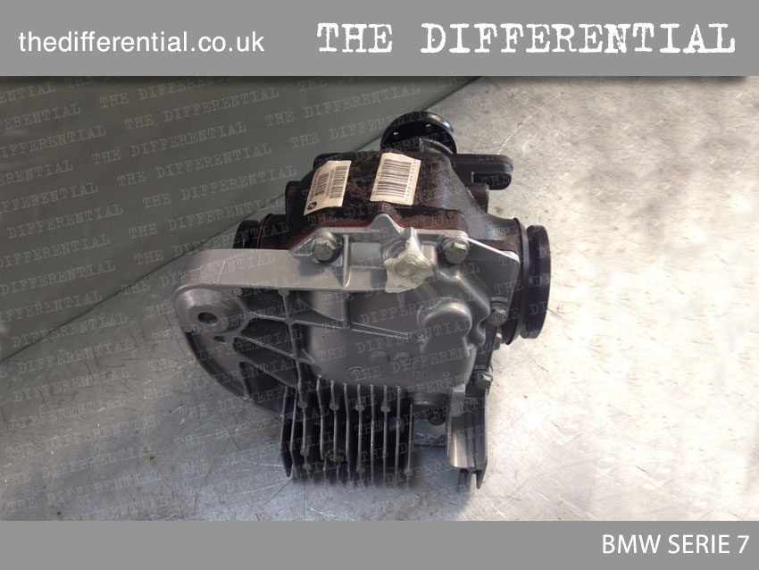 Differential BMW Series 7